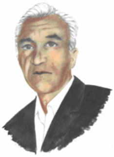استاد علی اصغر بشیر هروی  اثر استاد محمد اسلم اکرم
