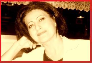 خانم صالحه وهاب واصل شاعر و هنرمند با استعداد