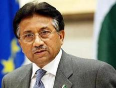 پرویز مشرف رئیس جمهور پیشین پاکستا ن