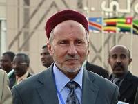 مصطفی عبد الجلیل  وزیر سابق عدلیه ی لیبیا اولین کسی بود که تشکیل شورای ملی لیبیا را اعلام نمود عکس از:  اسوشیتد پرس