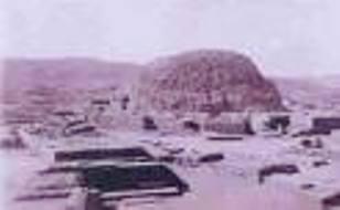 دور نمای از تپه ی بهیر