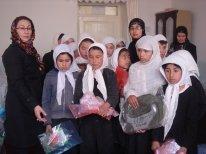 فوزیه ارال در افغانستان
