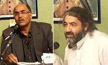 جناب بهرام حیدری و  محترم  مجید   قیام