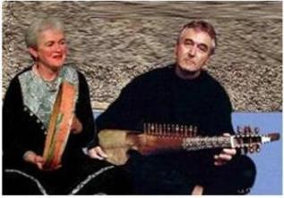 پروفیسور جان بیلی و خانم داکتر ورانیکا دبلدی