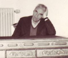 روانشاد استاد علی اصغر بشیر هروی