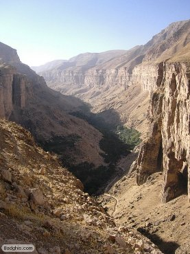 دره جوند .عکس از بادغیس دات کام
