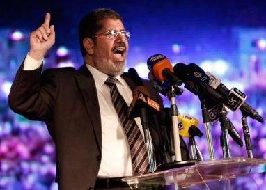 دوکتور محمد مــُـرسی رئس جمهور منتخب مصر