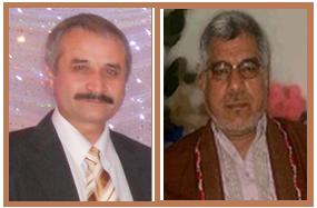 محترم الحاج محمد ابراهیم زرغون و محترم قیوم بشیر هروی