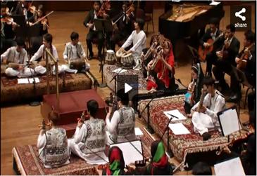 Concert Jawanan Honarmand Afghan