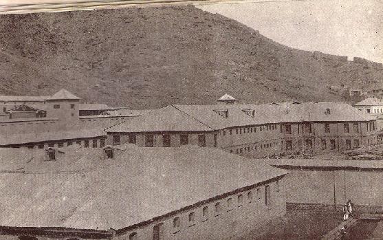 زندان دهمزنگ سال  1316