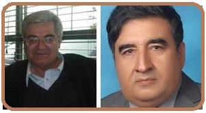 استادان محترم آقایان نصرالدین سلجوقی ومحمد اسحاق ثنا