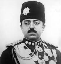 مرحوم شاه امان الله خان
