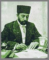 مرحوم محمود طرزی