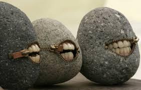 ندبه ی سنگ