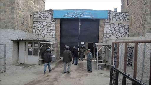 زندان پلچرخی