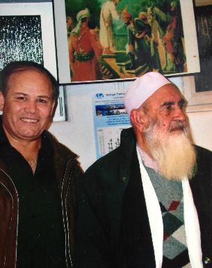 ښاغلو سرمحقق عبدالله جان بختیانی اوالحاج امین الدین سعیدی – سعید افغانی