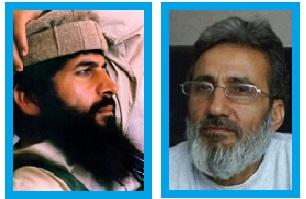 محترم محمد عزیز ( عزیزی ) و شهید صفی الله افضلی
